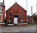 SJ2929 : Former Penuel Chapel in Oswestry by Jaggery