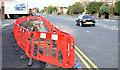 J3873 : Upper Newtownards Road (EWAY), Knock, Belfast - September 2014(2) by Albert Bridge