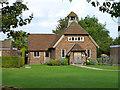 SP9300 : Hyde Heath church by Robin Webster