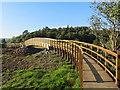 NS0095 : New footbridge over Strathlachlan River : Week 38