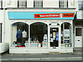 SS2006 : Save The Children charity shop, 3 Queen St, Bude by Roger A Smith