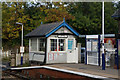 SE4455 : Signal Box at Cattal Train Station : Week 39