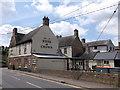 TL3677 : Rose & Crown pub, Somersham, Hunts by Michael Behrend