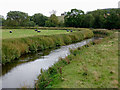 SJ9626 : The River Trent west of Weston, Staffordshire by Roger  Kidd