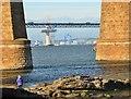 NT1378 : Three Forth bridges, eventually by Jim Barton