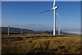 SD5763 : Caton Moor wind farm : Week 41