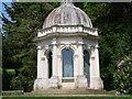 TQ6039 : Grecian Temple, Dunorlan Park by N Chadwick