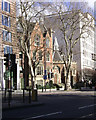 TQ2781 : The Old Grammar School, 248 Marylebone Road, London – and neighbours by Robin Stott