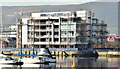 J3475 : CQ1, City Quays, Belfast - October 2014(8) by Albert Bridge