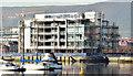 J3475 : CQ1, City Quays, Belfast - October 2014(8) by Albert Bridge
