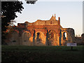 TR1557 : St Augustine's Abbey, Canterbury by Stephen Craven