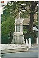 SJ9893 : Broadbottom War Memorial by David Chatterton