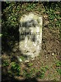 SX2774 : Milestone at Botternell by Ken Ripper