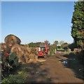 TL4265 : Rampton Drift at Lamb's Cross Farm by John Sutton