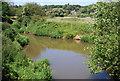 TQ5342 : River Medway by N Chadwick