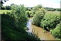 TQ5241 : River Medway by N Chadwick