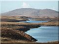 NF8868 : Typical North Uist landscape : Week 44