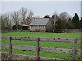 TL5368 : Little Chapel in the Fen by Hugh Venables