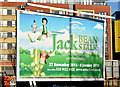 J3474 : Pantomime poster, Belfast (November 2014) by Albert Bridge