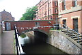 SJ8497 : Minshull Street Bridge by N Chadwick
