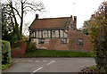 SK6590 : The Old Vicarage, Scrooby by Alan Murray-Rust
