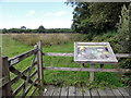 SS5308 : Culm Grassland from a Viewing Platform by Tony Atkin