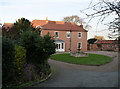 SK6989 : The Old Vicarage, Mattersey by Alan Murray-Rust