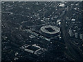 TQ3186 : Highbury from the air by Thomas Nugent