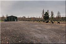 SJ6778 : Yewtree Farm by Peter McDermott