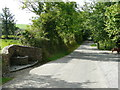 S4329 : The trailhead of the Kilmacoliver loop walk by Humphrey Bolton