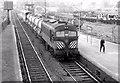 J1586 : The CIE weed spraying train, Antrim (June 1983) by Albert Bridge