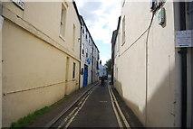 SE3457 : Jockey Lane by N Chadwick