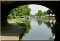 SJ9381 : Macclesfield Canal at Fourlanes End, Cheshire by Roger  Kidd