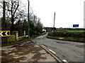 TL2454 : B1040, Waresley by Adrian Cable