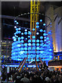 TQ3980 : Blue balls at the O2 by Oast House Archive
