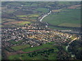 ST6866 : The River Avon west of Keynsham. by M J Richardson