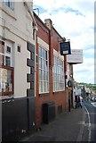 SE3457 : Knaresborough Working Mens Club by N Chadwick