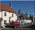 TL3668 : Swavesey: Market Street by John Sutton
