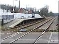 SP9839 : East bound platform, Lidlington station by Tim Glover