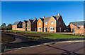 SP2754 : Houses off Grantham Road by David P Howard