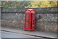 TL4558 : Telephone Kiosk, St Andrew's Street by N Chadwick