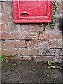 SP2080 : OS benchmark - Marsh Lane, Hampton in Arden by Richard Law