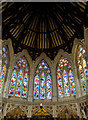 TQ8109 : Apse windows, Holy Trinity church, Hastings : Week 4