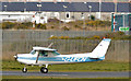 J4973 : G-UFCN, Newtownards Airport - February 2015(1) by Albert Bridge