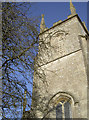 ST6658 : St Mary's tower by Neil Owen