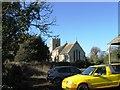 SP8027 : St Swithun's Church by Alex McGregor