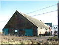 TG3705 : Big shed beside Manor Road (B1140) by Evelyn Simak