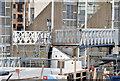 J3474 : New Lagan weir footbridge, Belfast - February 2015(4) by Albert Bridge