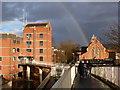 SO8554 : Worcester rainbow : Week 8