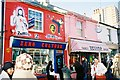 TQ3104 : Brighton: shops on Sydney Street by Jonathan Hutchins